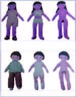 Muñecos sexuados